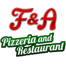 F & A Pizza Menu
