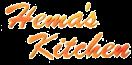 Hema's Kitchen Menu