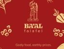 Ba'al Cafe & Falafel Menu