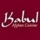 Kabul Menu