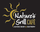 Nature's Grill Cafe Menu
