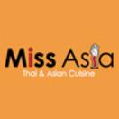 Miss Asia Menu