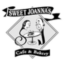 Sweet Joanna's Cafe Menu