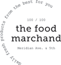 The Food Marchand Menu