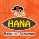 Hana Hawaiian Barbeque Menu