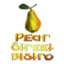Pear Street Bistro Menu