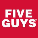 Five Guys (Biscayne Blvd) Menu