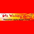 Da Valley Grill Menu