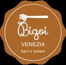 Bigoi Venezia Menu