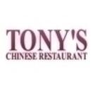 Tonys Restaurant Menu