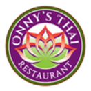 Onny's Thai Menu