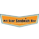 All Star Sandwich Bar Menu