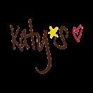 Katy's Corner Cafe Menu