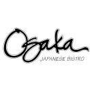 Osaka Japanese Bistro Menu