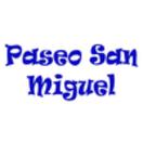 Paseo San Miguel Menu