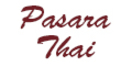 Pasara Thai Menu