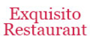 Exquisito Restaurant Menu