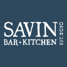Savin Bar + Kitchen Menu