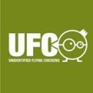 UFC - Unidentified Flying Chickens Menu