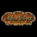 The Alpine Village Restaurant Menu