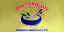 Pho Saigon Vietnamese Noodle Soup & Grill Menu