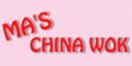 Ma's China Wok Menu
