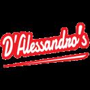 D'Alessandro's Corner Grill Menu