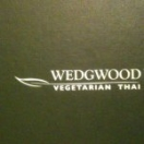 Wedgwood II Vegetarian Thai Menu