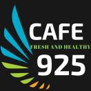 Cafe 925 Menu