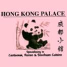 Hong Kong Palace Menu