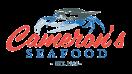 Cameron's Seafood Menu