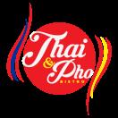 Thai and Pho Bistro Menu