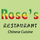 Rose's Restaurant Menu