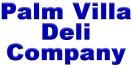 Palm Villa Deli Company Menu