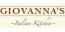 Giovanna's Italian Kitchen Menu