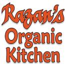 Razan's Organic Kitchen Menu