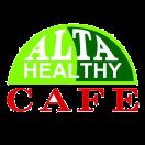 Alta Healthy Cafe Menu