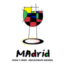 Madrid Tapas y Vinos Menu