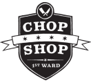 Chop Shop Menu