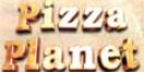 Pizza Planet Menu