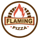 Flaming Pizza Menu