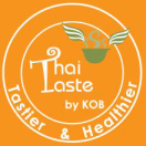Thai Taste by Kob Menu
