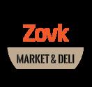 Zovk Market Menu