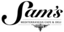 Sam's Mediterranean Cafe & Deli Menu