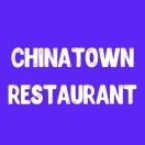 Chinatown Restaurant Menu