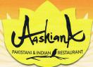 Aashiana  Menu