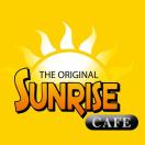 Sunrise Cafe Menu