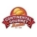 Continental Gourmet Market Menu