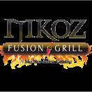 Nikoz Fusion Grill Menu