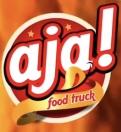 Aja Food Truck Menu
